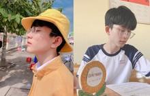 """Nam sinh 2001 xinh xắn như idol Kpop, chiếm sóng MXH với chứng nhận """"khẩu nghiệp"""" được bạn cùng lớp phong tặng"""