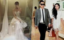 MC Minh Hà bất ngờ khoe ảnh thử váy cưới, dân mạng đồng loạt đồn đoán chuẩn bị lên xe hoa với Chí Nhân