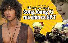 """Trình liên tưởng """"vô cực"""" của netizen: Từ Song Joong Ki nhìn ra """"siêu sao vũ trụ"""" HKT này!"""
