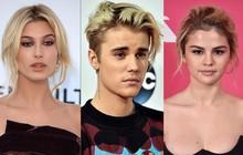 Hailey Baldwin ghen lồng lộn khi phát hiện Justin Bieber vẫn lén lút nhắn tin với Selena Gomez?
