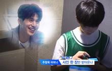 """Gọi điện về cho gia đình, thí sinh """"Produce"""" được mẹ nhờ... tranh thủ xin chữ kí Lee Dong Wook"""