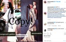 """Vũ Ngọc Anh và NTK Lê Thanh Hòa bị nhà mốt cao cấp của Pháp """"bêu"""" ngay trên Instagram vì nhái đồ"""