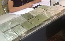 Cả gia đình bị bắt giữ khi vận chuyển 30 bánh heroin