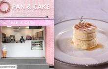 """Pancake souffle kiểu Nhật bông mịn như mây khiến ai cũng thèm đã có mặt ở Sài Gòn với cửa hàng tông hồng """"sống ảo"""""""