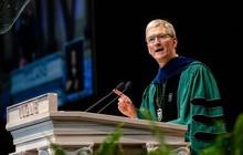 """Thông điệp gửi tới lớp trẻ ra trường từ CEO Apple: """"Thế hệ tôi đã thất bại đau đớn, xin các bạn đừng mắc sai lầm"""""""