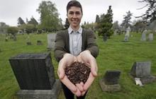 Bang Washington (Mỹ) hợp pháp hóa việc biến thi thể người chết thành phân hữu cơ