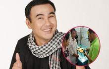 Chia sẻ của Quyền Linh sau tuyên bố giải nghệ, tiết lộ khoảnh khắc trút sạch ví giúp đỡ người nghèo trong hậu trường