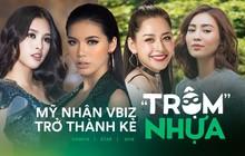 """Chi Pu, Lan Ngọc cùng những nàng hậu đình đám Vbiz hào hứng trở thành """"Kẻ Trộm Nhựa"""""""