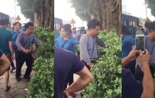 Hà Nội: Bị sàm sỡ trên xe buýt, người phụ nữ đánh tả tơi kẻ biến thái