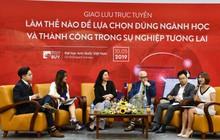 Học sinh Việt Nam còn thiếu chính kiến trong định hướng ngành học và nghề nghiệp