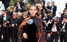 Không có Lý Nhã Kỳ thì đã có Trương Thị May mang áo dài Việt lên thảm đỏ LHP Cannes