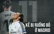 """Chuyện lúc 0h: Từ ngôi sao """"100 triệu bảng"""" đến kẻ bị ruồng bỏ, vì đâu nên nỗi vậy, Gareth Bale?"""