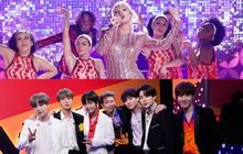 """Taylor Swift vs. BTS: Ai giành chiến thắng trong cuộc chiến lượt view tại Chung kết """"The Voice Mỹ""""?"""