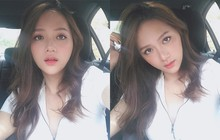 """Đâu cần tô trát kĩ, Hương Giang makeup """"sương sương"""" vẫn ăn đứt gái xinh xứ Hàn"""