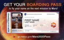 Nếu Trái Đất khó khăn quá có sao Hỏa chờ: NASA nhận gửi tên lên Hỏa Tinh, hơn 3 triệu người đã nhanh tay đăng kí