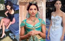 Trước khi nhập vai công chúa Jasmine trong Aladdin, Naomi Scott đã làm gì để cải thiện vóc dáng?