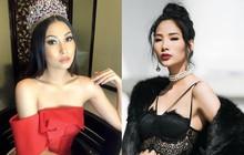 Phản ứng bất ngờ của đối thủ nặng ký nhất nhì khu vực Châu Á với Hoàng Thùy trước thềm Miss Universe 2019