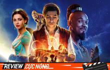 Aladdin bản người đóng 2019 hoành tráng đến choáng ngợp nhưng không dành cho tất cả