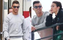Trước nguy cơ sắp phải hầu tòa vì cáo buộc hiếp dâm, Cristiano Ronaldo vẫn thản nhiên đi du lịch cùng bạn gái