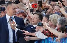 Tổng thống Ukraina bổ nhiệm ekip bạn bè showbiz vào chính quyền mới