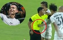 Quá xấu hổ, sao Thái Lan đấm trọng tài tự xin rút lui khỏi King's Cup 2019