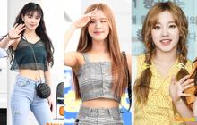"""Girlgroup thế hệ mới nhà Cube gây bão tại sân bay: """"Thành viên hụt BLACKPINK"""" xuất thần, body mỹ nhân 98er quá nuột"""