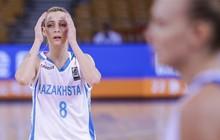 FIBA 3x3 Asia Cup 2019, Shoot-Out: Ném đỉnh như Stephen Curry, nữ VĐV xinh như mộng đến từ Kazakhstan vượt Khoa Trần của Việt Nam để giành ngôi vị hạng nhất