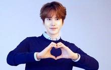 """Kyuhyun (Super Junior) gây sốc khi tiết lộ: """"Tôi bị nhòm ngó từ trên xuống dưới khi... đi tắm trong quân ngũ"""""""