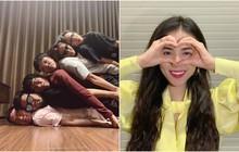 """Dăm bữa lại pose ảnh lầy, Phương Ly được fan phong luôn danh hiệu """"cô gái vàng trong làng bám trend"""""""