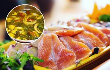 Tít trên núi cao mà Sa Pa lại nổi tiếng với món lẩu từ những loại cá đắt tiền này