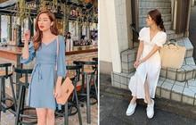 Nàng nào diện váy cũng rất xinh nhưng nếu áp dụng 4 tips sau, vẻ ngoài sẽ càng thêm thanh mảnh và hút mắt