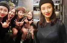 Cả dàn Running Man gây sốt khi đến ủng hộ sự kiện của HaHa, Song Ji Hyo đặc biệt được chú ý vì body quá nóng bỏng
