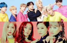 Top nhóm nhạc Kpop hot nhất: Đây là vị thế của BTS - BLACKPINK tại Hàn, EXO và Red Velvet sao lại khiêm tốn thế này?