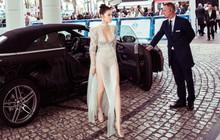 Cũng góp mặt tại Cannes, nhưng Hoa hậu Jolie Nguyễn lại đến với tư cách một... blogger?
