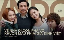 """Về Nhà Đi Con: Phá vỡ định kiến rập khuôn về phim gia đình Việt, nâng tầm thương hiệu """"vũ trụ điện ảnh VTV"""""""