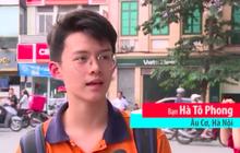 Trai đẹp qua đường va phải ống kính VTV: Là học sinh trường Wellspring Hà Nội, biết chơi piano lại còn ăn mặc siêu cool