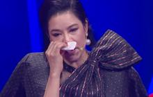 Trời sinh một cặp: Thu Phương bật khóc vì quá xúc động khi nghe tiết mục của Đồng Ánh Quỳnh