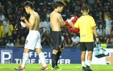 Giải mã hành động Xuân Trường cởi áo sau trận thắng đội bóng của Văn Lâm