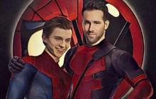 """Chỉ một phần nữa thôi, """"Thánh bựa"""" Deadpool sẽ đoàn tụ Người Nhện!"""