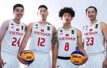 Đổ gục trước bốn chàng soái ca cực chất của tuyển bóng rổ 3x3 Việt Nam