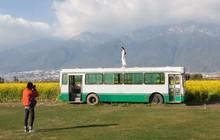 """Lạc vào """"ngôi làng Instagram"""" ở Trung Quốc: Thiên đường cho dân sống ảo đẻ ra những bức ảnh triệu Like"""