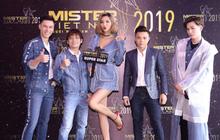 """Loạt sao Việt tham gia huấn luyện hình mẫu người đàn ông """"chuẩn"""" ở Mister Việt Nam 2019"""