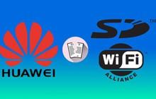 """Huawei bị loại khỏi """"Liên minh Wi-Fi"""" và """"Hội thẻ nhớ"""", smartphone sẽ gặp bất lợi nhiều về sau"""
