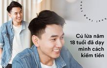 Blogger điển trai Khoai Lang Thang tiết lộ từng bị lừa tiền năm 18 tuổi, giàu hơn rất nhiều khi bỏ nghề kỹ sư để làm du lịch