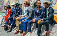 """Màu mè và mát mẻ, phải chăng hình tượng những nam nhân mặc suit bảnh bao ở Pitti Uomo đã """"chết"""" rồi?"""