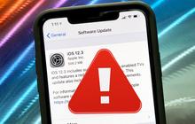 """Tin đồn thất thiệt gây hoang mang Facebook Việt: """"iPhone tụt pin, chết camera, chết cảm ứng vì update iOS mới?"""""""