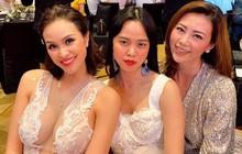 """MC Phương Mai chiếm trọn spotlight trong hôn lễ của chính mình với vòng một khủng chuẩn """"siêu to khổng lồ"""""""