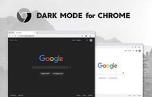 Với tính năng mới, Google Chrome có thể hiển thị mọi website ở chế độ Dark Mode