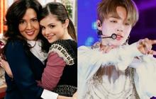 """Vẫn biết BTS nổi toàn cầu nhưng ai mà ngờ đến """"mẹ"""" Selena Gomez cũng mê như điếu đổ, lại còn dẫn con đi xem concert"""