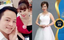 Cô dâu 62 tuổi được chồng trẻ tháp tùng tham dự cuộc thi hoa hậu ở Indonesia gây xôn xao